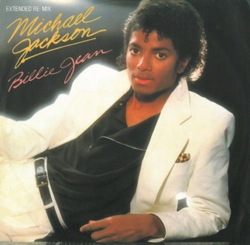 MICHAEL JACKSON Billie Jean Vinyl Record 12 Inch Epic 1982